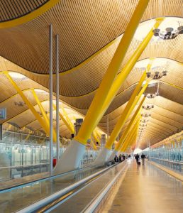 Luchthaven Madrid-Barajas